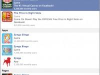 Facebook'taki Yeni Reklam Tipleri – Sponsored Results