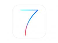 """iOS 7'nin Yeni Tasarımı """"Baş Döndürüyor!"""""""