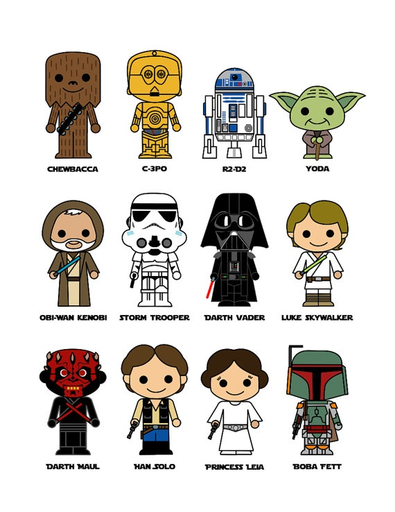 ... star wars girls characters star wars characters animated star wars