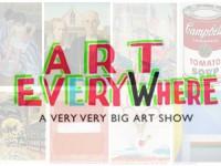 Art Everywhere: En Büyük Açık Hava Sanat Projesi
