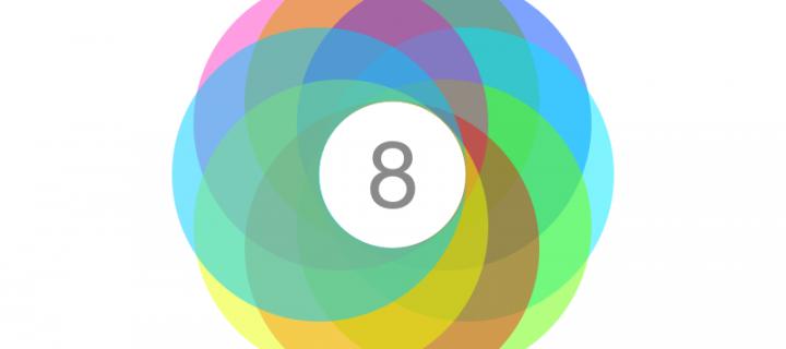 İşte Yeni Apple Mobil İşletim Sistemi iOS 8!