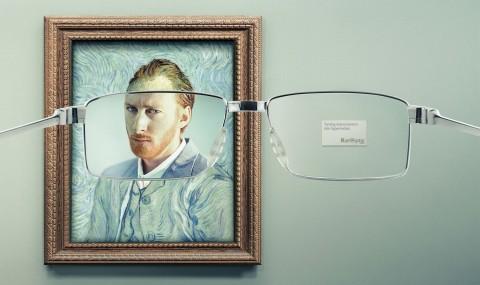 "Y&R Paris'ten Yaratıcı Kampanya: ""Turning impressionism into hyperrealism"""