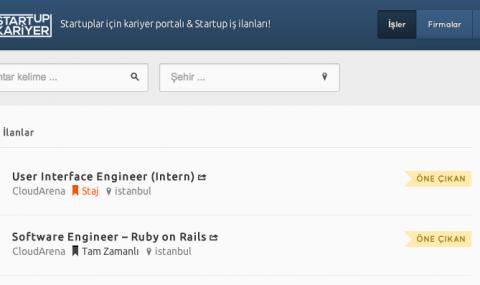 Video Analiz : Startupkariyer.net
